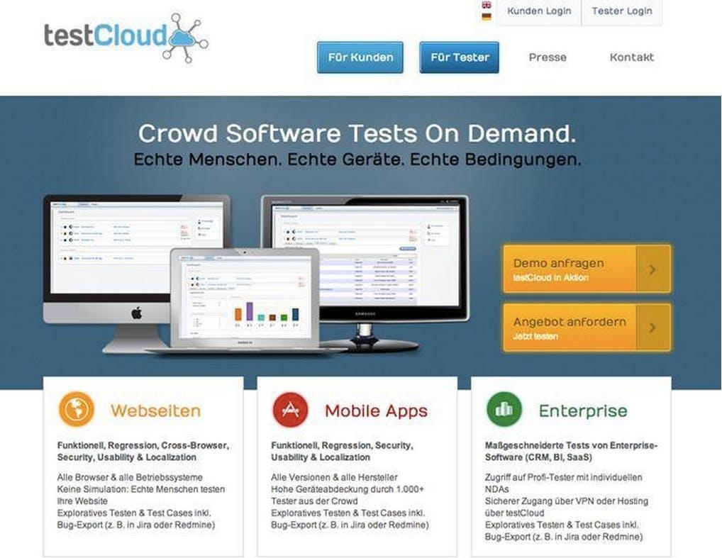 Crowdtesting: Vier Anbieter zum Testen eurer Online-Shops und Apps