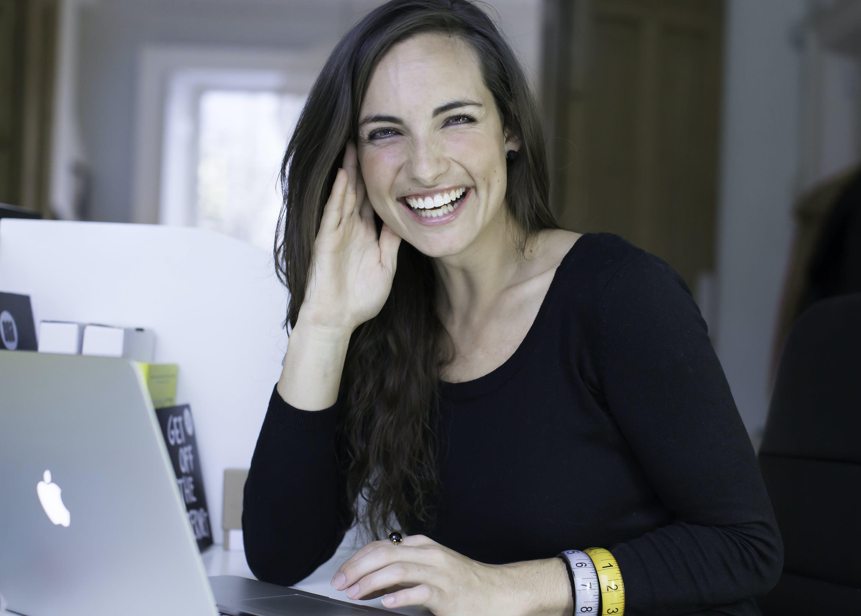 """Produktiv-Expertin Claire Burge: """"Slack ist schlimmer als E-Mail"""""""