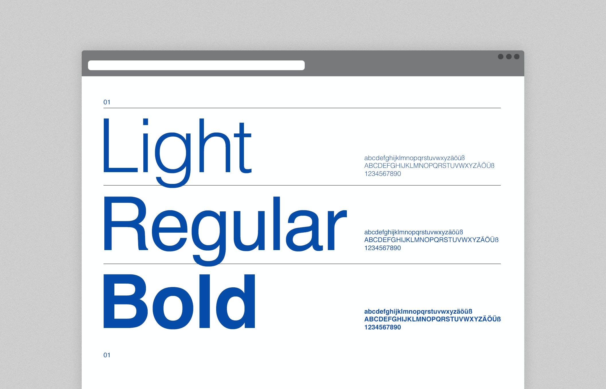 Die Typo macht den Text: So werden Unternehmensinhalte im Web besser lesbar