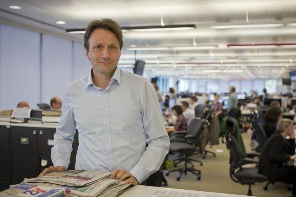 Digitale Technologien als Chance für Journalismus: Wolfgang Blau im Interview
