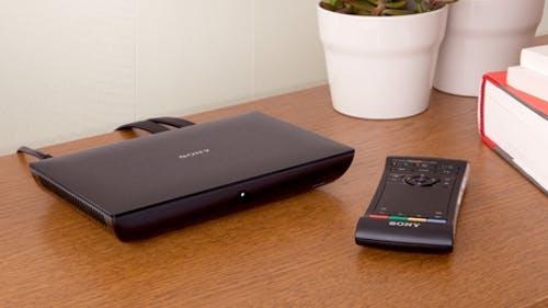 Sony bringt Google TV im September nach Deutschland