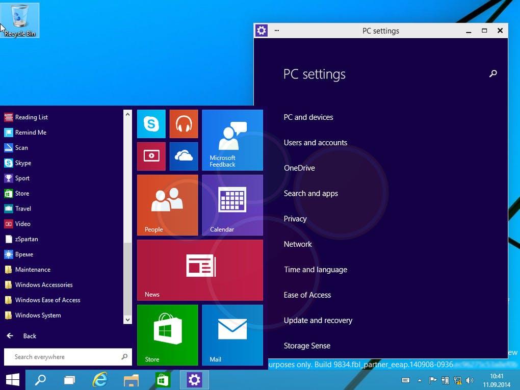 Codename Threshold: Windows 9 soll als Gratis-Update für Windows-8-Nutzer kommen