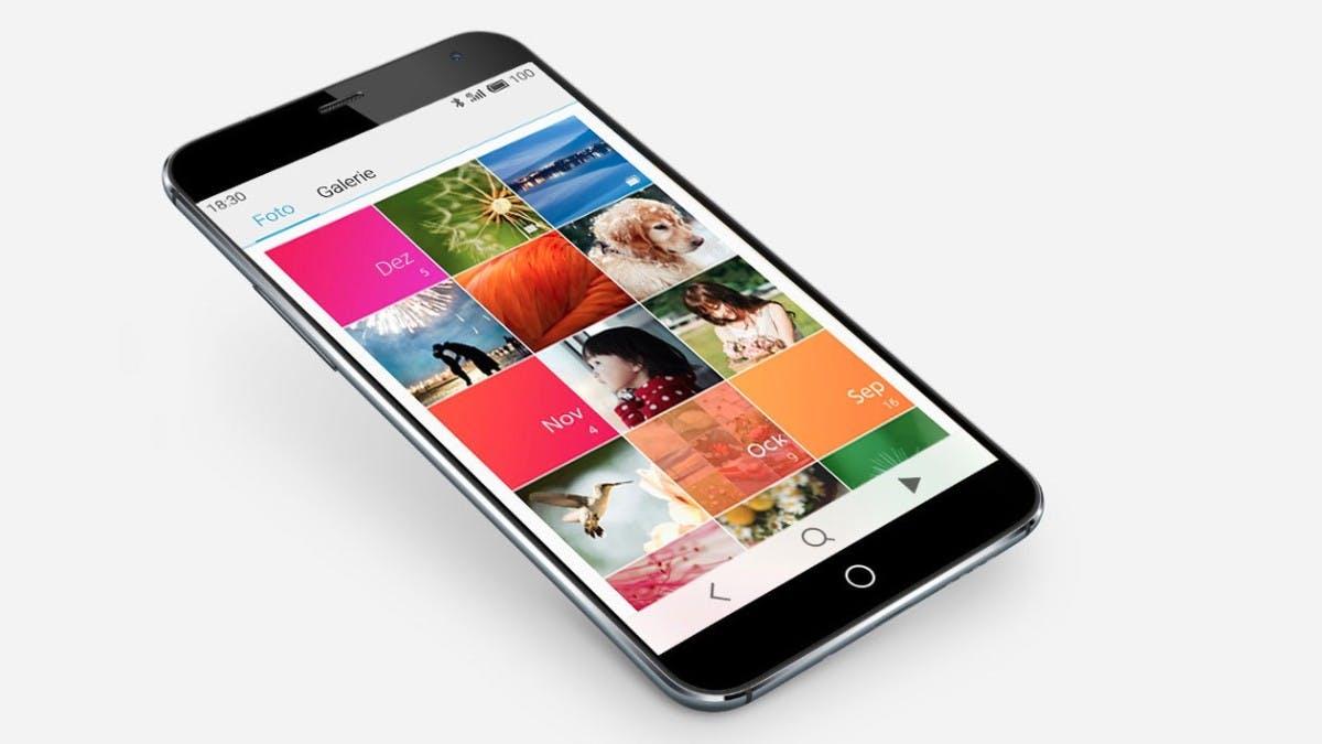 Smartphone auf Ubuntu-Basis: Meizu MX4 jetzt auch in Europa verfügbar