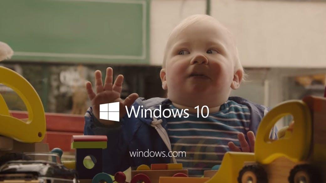 """""""Austauschbar"""", """"langweilig"""", """"Schrott"""": Windows-10-Kampagne fällt im Expertencheck durch"""