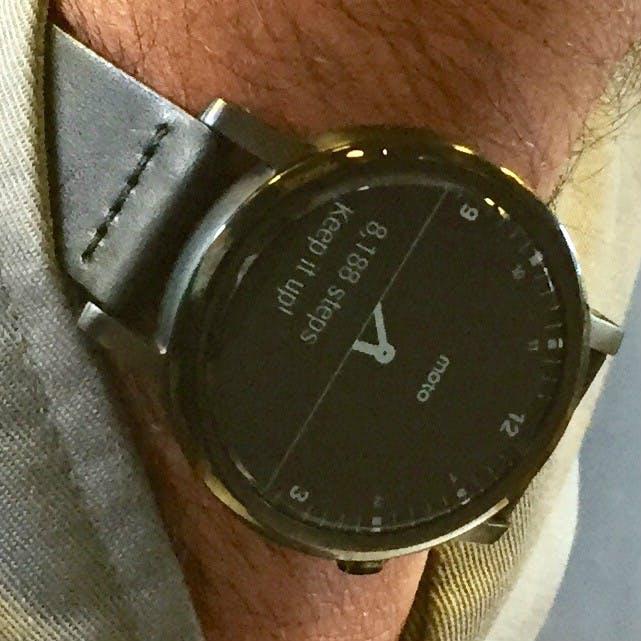 Moto-360-Nachfolger: Fotos und Preise der neuen Motorola-Smartwatch geleakt