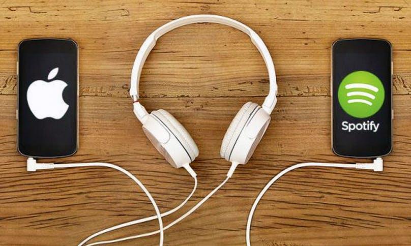 Spotify vs. Apple Music, oder: Warum die alte Liebe gegenüber dem neuen Flirt verblasst [Kolumne]