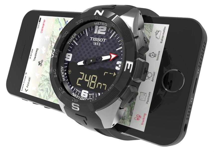 Konkurrenz für Google und Apple: Swatch entwickelt eigenes Smartwatch-OS