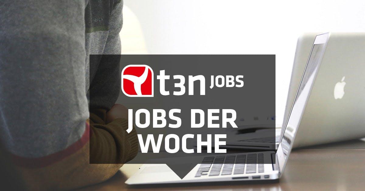 t3n Jobs: 29 freie Plätze bei Mittwald, Idealo, Daimler, Eventim, Allianz und vielen mehr