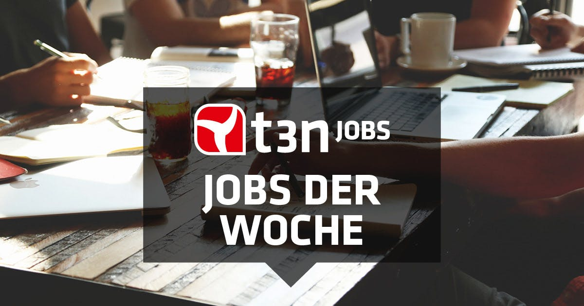 22 neue Jobs für Webworker bei Volkswagen, Pentasys, Daimler, Mytaxi und mehr