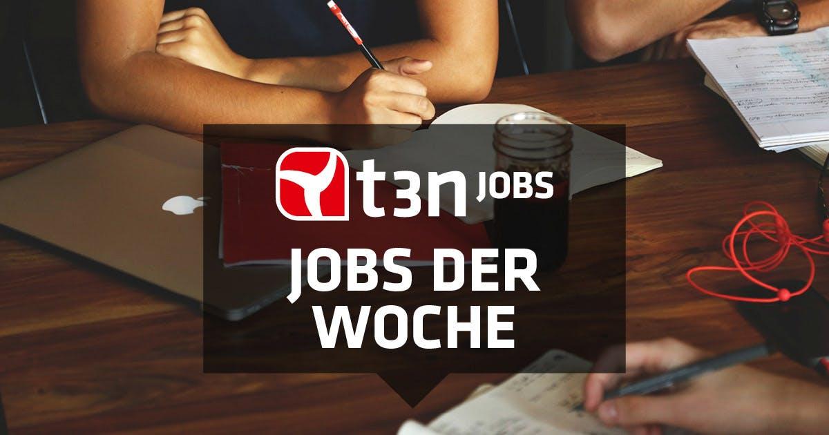 t3n Jobs: 21 freie Plätze bei RTL, Cewe, Explido, Quisma und vielen mehr