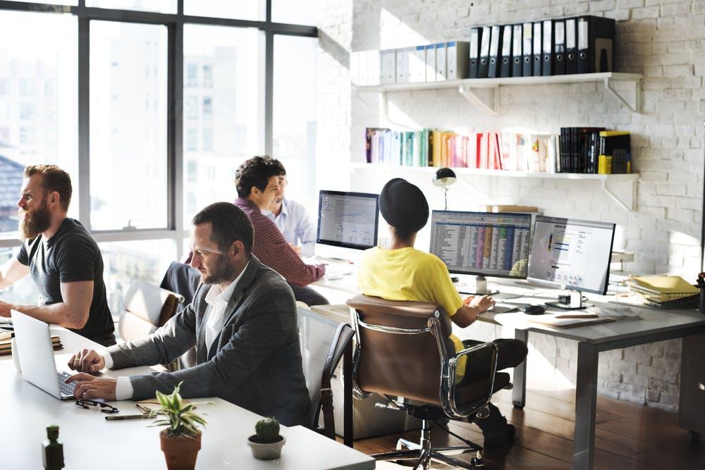 PlacesToWork.co sagt dir, wo ein Coworking-Space in deiner Nähe ist