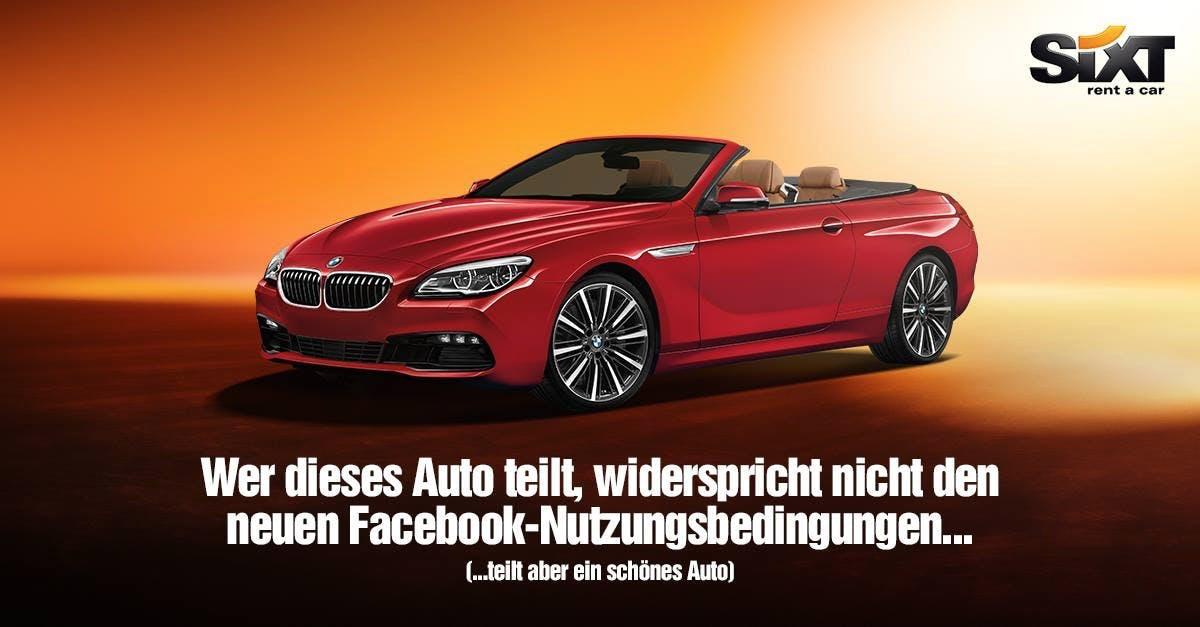 Hiermit widerspreche ich den Facebook-AGB: Die besten Werbeaktionen zum sinnlosen Post