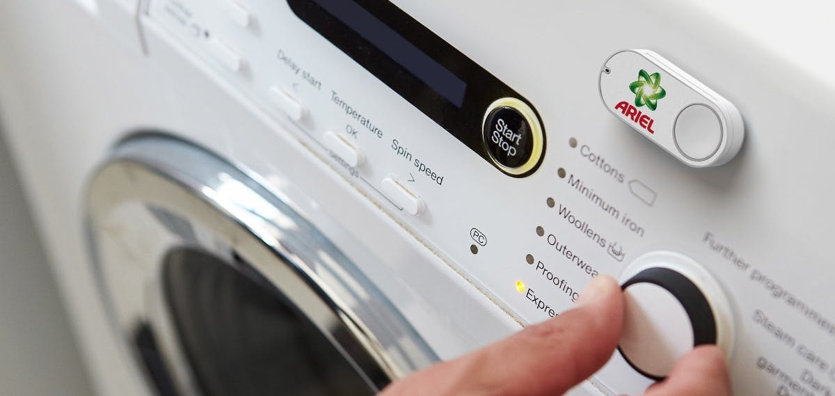 Dash-Button: Verbraucherschützer warnen vor Amazons Bestellknöpfen