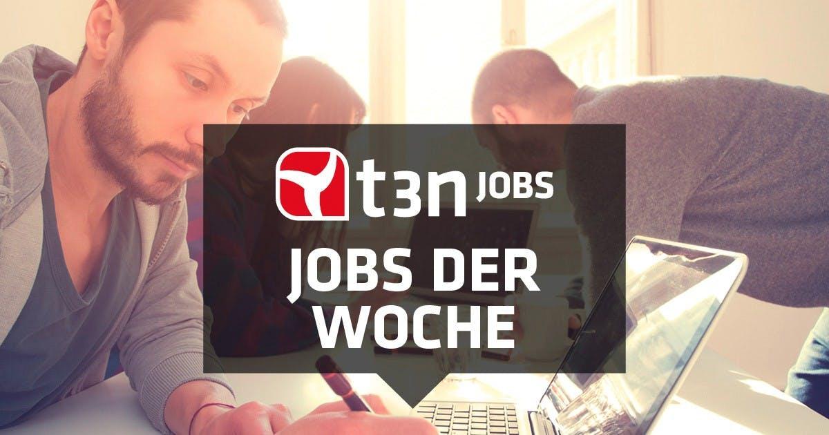 23 neue Jobs: Daimler, Eventim, CEWE, IBM und mehr suchen Entwickler und Designer