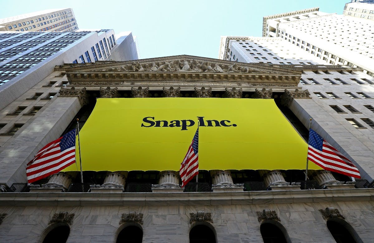 Snapchat enttäuscht auf ganzer Linie – Aktie stürzt ab