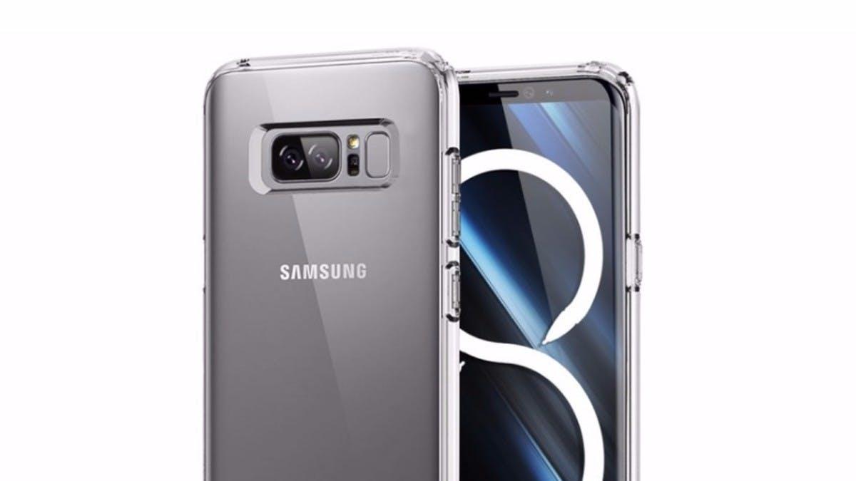 Samsung Galaxy Note 8 wird am 23. August präsentiert