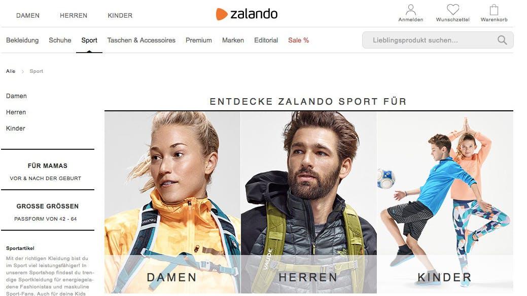 Zalando bastelt an einem App-Store: Neues Programm für Entwickler und Startups