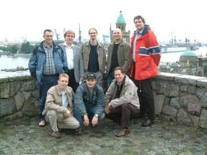 Die User Group Hamburg.