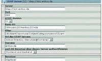 Mit TYPO3 auf LDAP-Verzeichnisse zugreifen: Kontaktaufnahme
