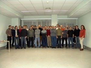 Die User Group Österreich.