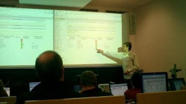 Dan Frost in Darmstadt: Object-TypoScript-Workshop