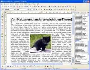 Die umfangreiche Office-Suite für alle wichtigen Betriebssysteme: OpenOffice 2.0