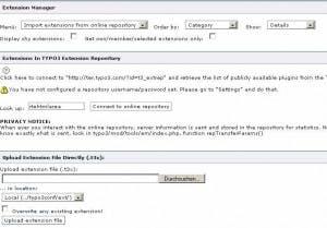 Der neue TYPO3-Editor im Praxiseinsatz: Workshop: htmlArea