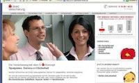 Sparkassen direkt Versicherung: Rundum sicher mit TYPO3