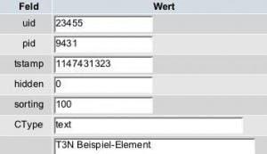 Auf Seiten und Inhalte per API zugreifen: TemplaVoilà für Extension-Entwickler