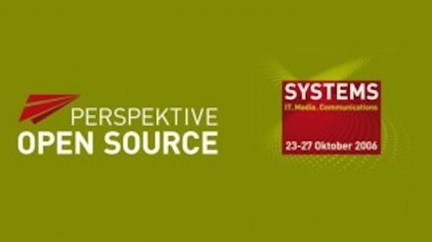 Systems 2006 präsentiert Unternehmenslösungen auf Basis quelloffener Software: Perspektive Open Source