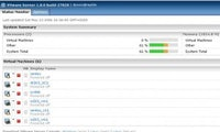Kostenfreie Virtualisierung in professioneller Umgebung: VMware Server