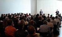 Full House beim ersten TYPO3 Tag in Stuttgart: Ausgebucht