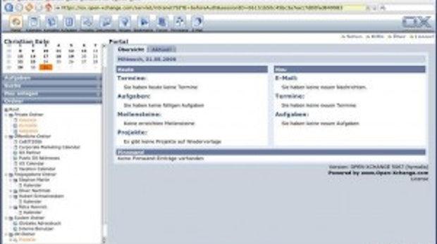 Mehr als nur E-Mail, Kalender und Aufgaben: Open-Xchange Server