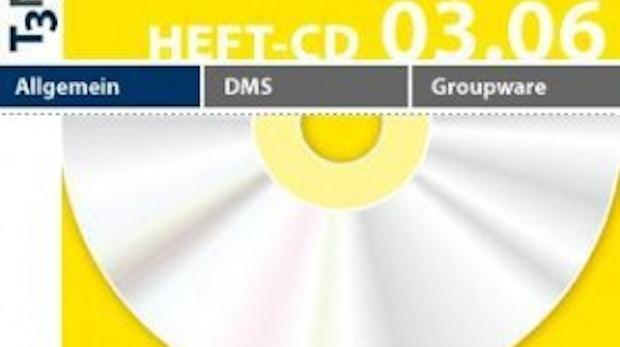 T3N 03/2006 Heft-CD-ROM