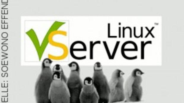 Muss es wirklich virtuelle Hardware sein?: Linux-VServer
