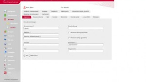 Die Groupware-Komplettlösung: Univention Groupware Server