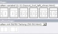 Teil 1: Fließende Spalten und eigensinnige Browser: TYPO3-Templates mit YAML