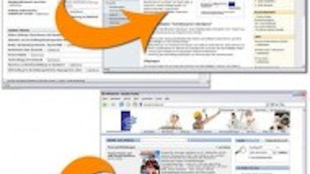 Branchenlösungen schaffen Standards und optimieren die Pflege: Goldenes Handwerk mit TYPO3