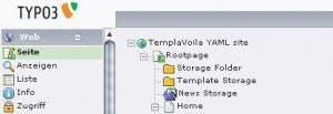 Teil 2: Flexible Templates mit TemplaVoilà: TYPO3 Templates mit YAML