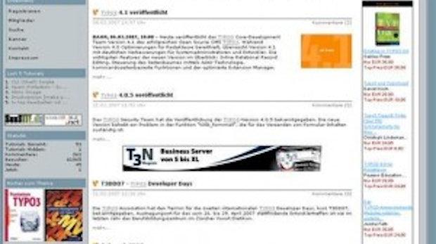 typo3-tutorials.org: Plattform für TYPO3-Tutorials