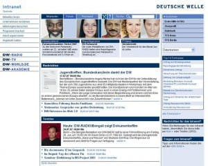 Die Deutsche Welle setzt im Intranet auf TYPO3: Schneller kommunizieren