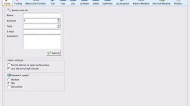 Ajax-Framework mit Fokus auf grafische Benutzeroberflächen: Qooxdoo