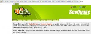 Die SeoBar, welche die Suchmaschinenparameter in einem HTML-Block anzeigt, lässt sich mit CSS anpassen.