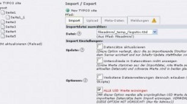 Die ersten TypoScript-Schritte für das eigene Frontend: Freie Templates in TYPO3 einbinden