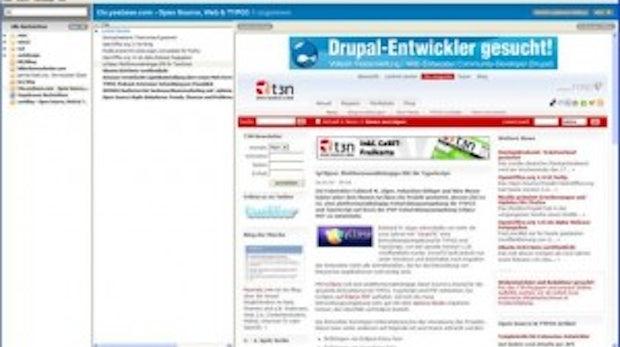 RSS-Feeds, Druckversion und PDF-Ausgabe anbieten: Inhaltsausgabe erweitern