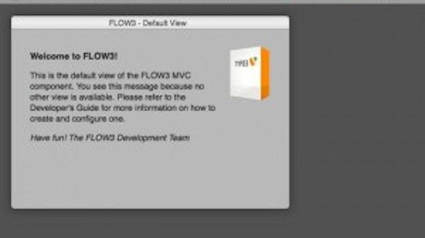 Erste Schritte mit dem neuen PHP-Framework: Einstieg in FLOW3