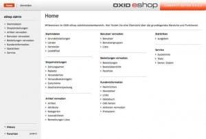 Newcomer sorgt für Wirbel im Open-Source-Shop-Markt: Oxid eShop