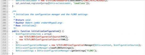 Neues Jahr, neuer Code, neue Ziele: TYPO3 5.0 aktuell