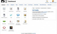K2 und ZOO im Vergleich:  Content Construction Kits für Joomla