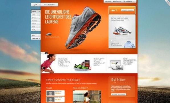 Die richtige Ausrüstung für den individuellen Lauf: Persönliche Angaben von Nutzern verbessern die User-Experience und das Geschäft des Betreibers.